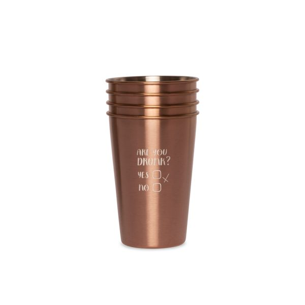 pint cup, reusable camping cups, happy straw, simply eco